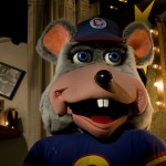 Chuck-E-Cheese - Crack bear living under baseball stadium