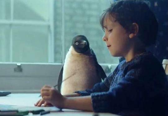 John-Lewis-monty the penguin